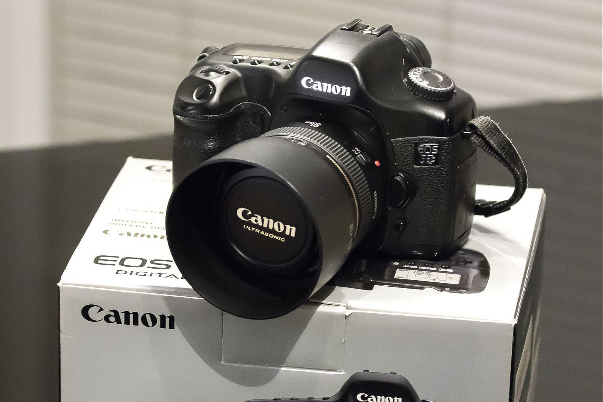 Meine Canon 5D (classic)