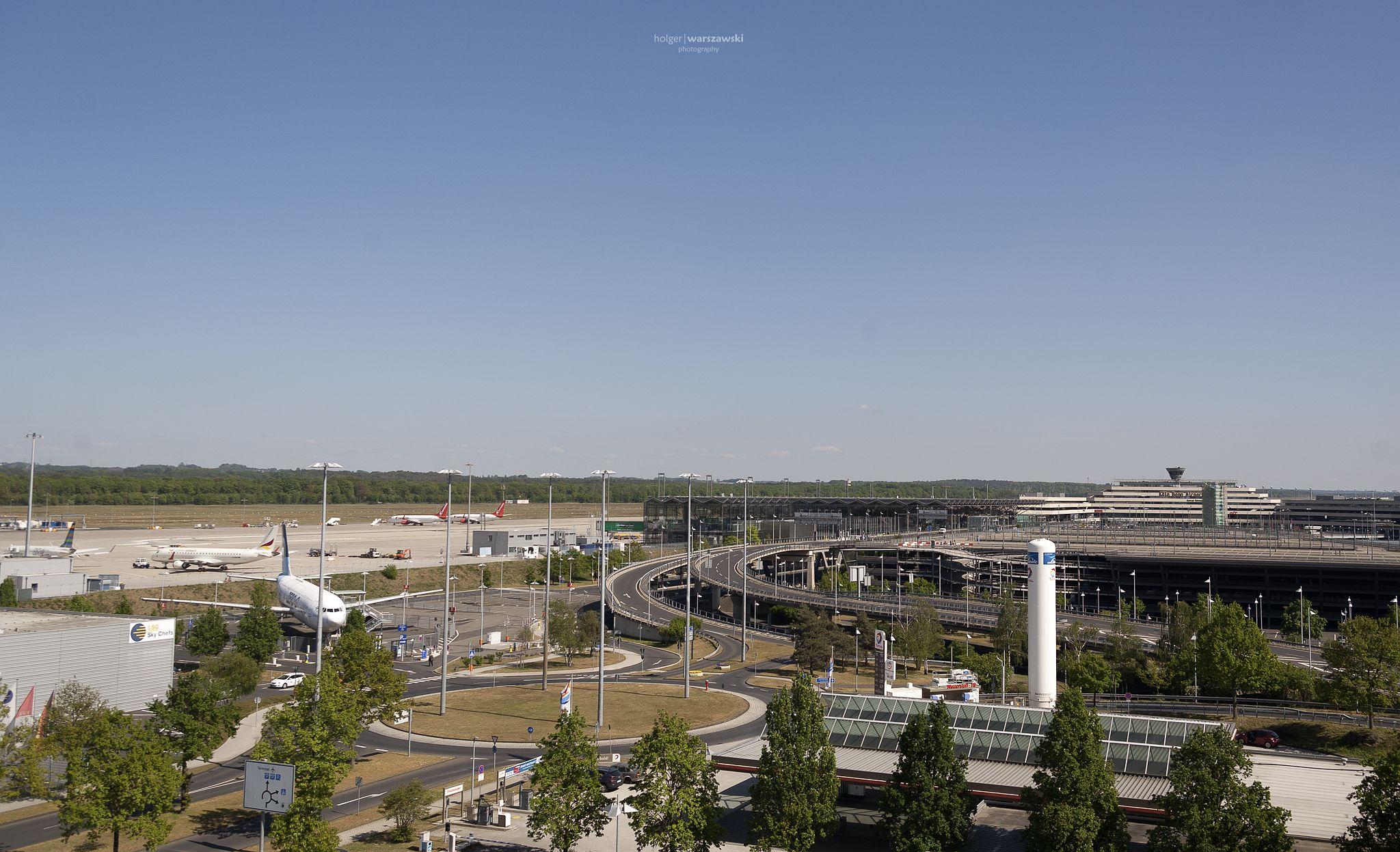 Köln Bonn Flughafen Corona