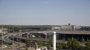 Köln-Bonn Airport im Corona-Lockdown