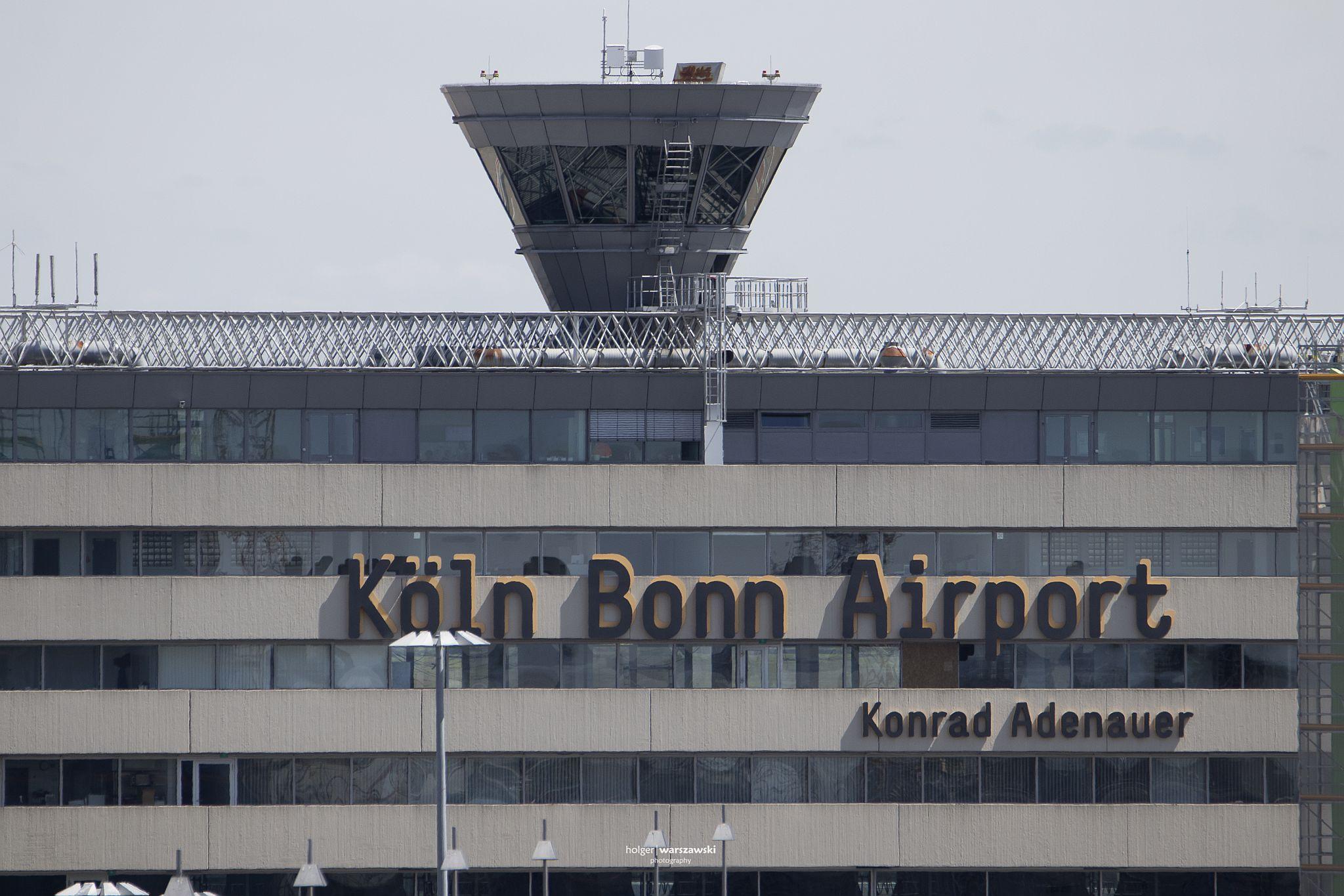 Planespotting Köln-Bonn